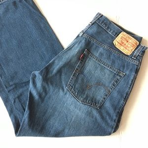 Levi's 559 Relaxed Straight Jeans 34x32